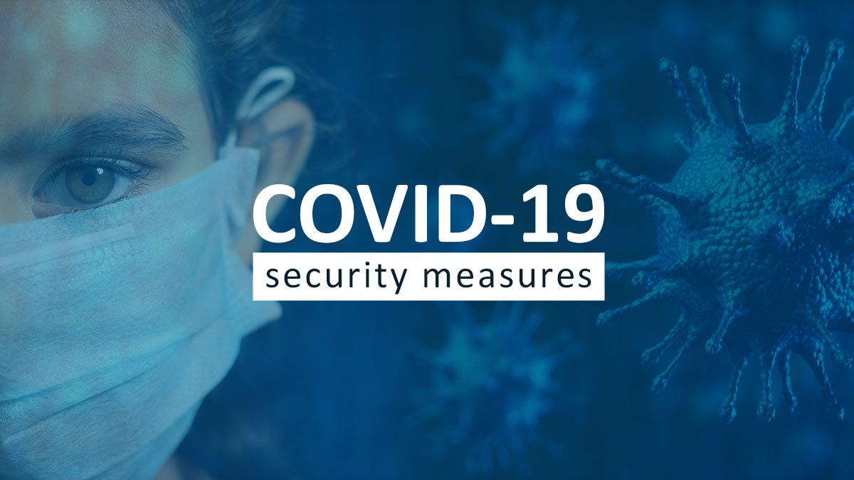COVID-19 : Security measures adopted during consultations